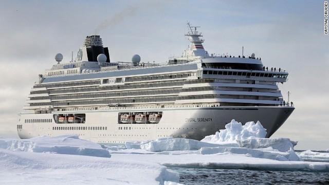 Πόσο ασφαλές είναι τo Βορειοδυτικό Πέρασμα της Αρκτικής για τα κρουαζιερόπλοια;