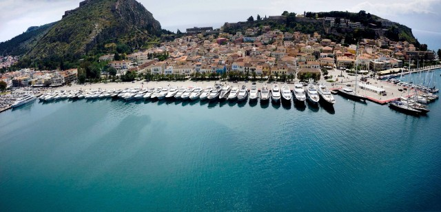 Η 3η διοργάνωση του Mediterranean Yacht Show