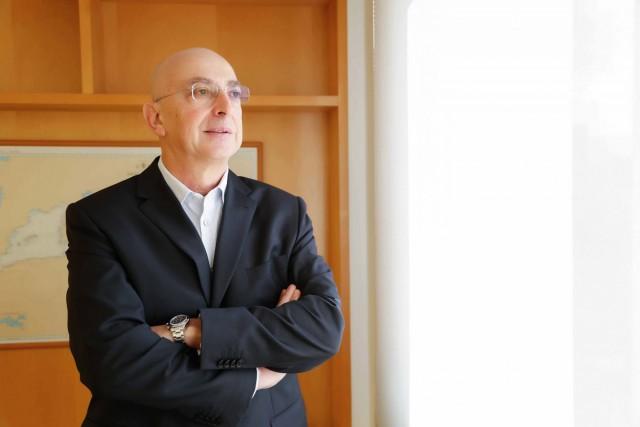 Ο πρόεδρος του Ελληνικού Συνδέσμου Θαλάσσιου Τουρισμού, Μιχάλης Σκουλικίδης