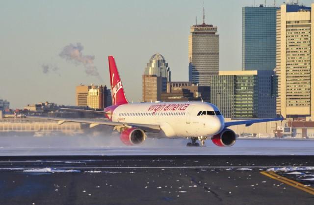Alaska Air και Jet Blue διαγκωνίζονται για την εξαγορά της Virgin America