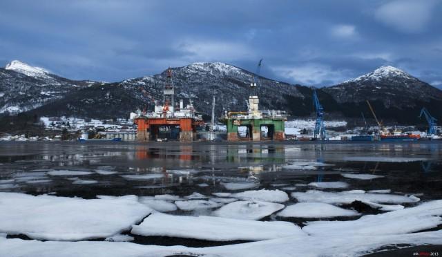 Συνεχίζει να αυξάνεται η ανεργία στη Νορβηγία λόγω πετρελαίου