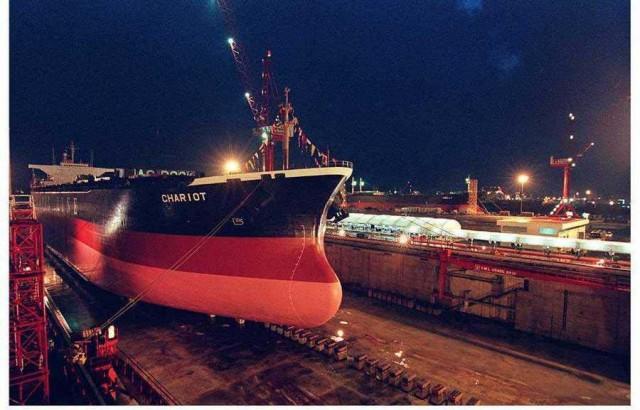 Οι τιμές των νεότευκτων στα ναυπηγεία της Νότιας Κορέας και της Κίνας θα σημειώσουν κατακόρυφη πτώση