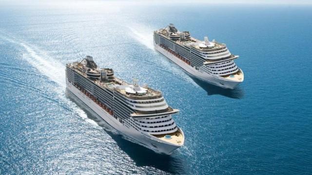 Παραγγελία ύψους 4.000.000.000 ευρώ σε γαλλικό ναυπηγείο ανακοίνωσε η MSC Cruises