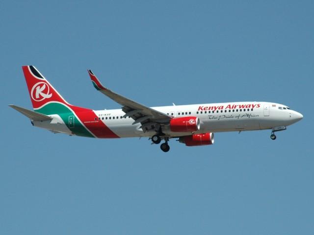 Η Kenya Airways επανεξετάζει τη στρατηγική της προκειμένου να επιβιώσει
