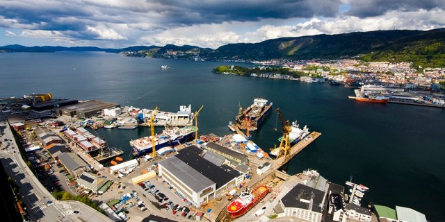 Tο ναυπηγείο Noryards BMV στο Laksevåg της Νορβηγίας κήρυξε πτώχευση