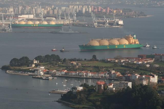 Αύξηση κατά 16,6% των εισαγωγών LNG στην Ευρώπη το 2015