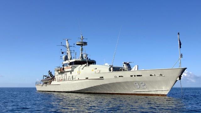 Η Αυστραλία επιταχύνει τις ναυπηγήσεις πολεμικών πλοίων