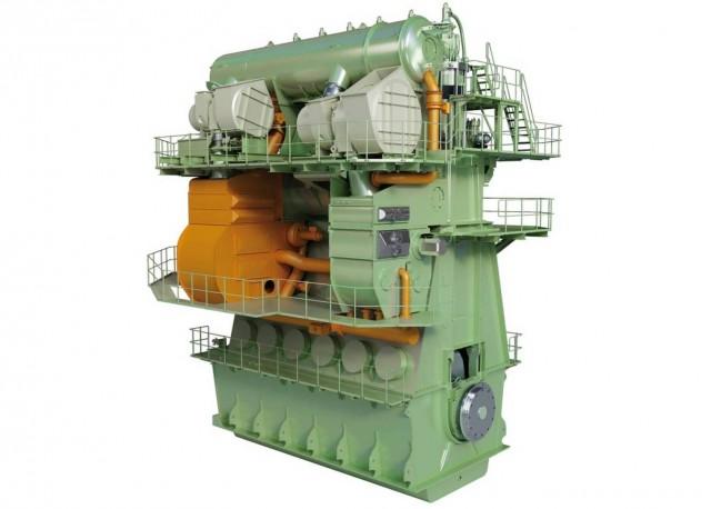 Ολοκληρώθηκε η κατασκευή της πρώτης δίχρονης μηχανής με συστήματα Tier III ελέγχου εκπομπών NOx και επανακυκλοφορίας καυσαερίων