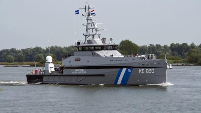 Προσάραξη Φ/Γ πλοίου στη Λέσβο