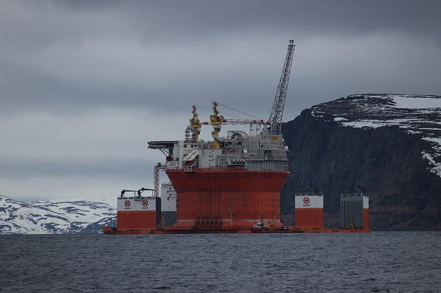 Εγκαινίαστηκε και επισήμως το πετρελαϊκό κοίτασμα «Goliat» στη Νορβηγία