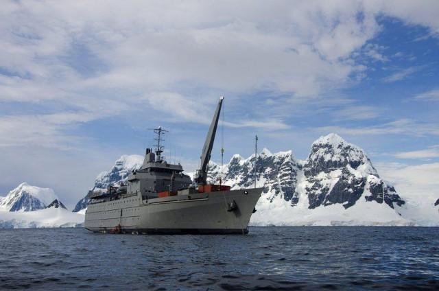 Αμείωτο το ενδιαφέρον του Κρεμλίνου για την Αρκτική