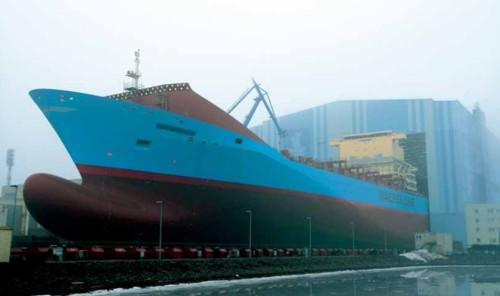 Ο όμιλος A. P. Møller-Maersk σκέπτεται την είσοδό του σε νέους επιχειρηματικούς τομείς