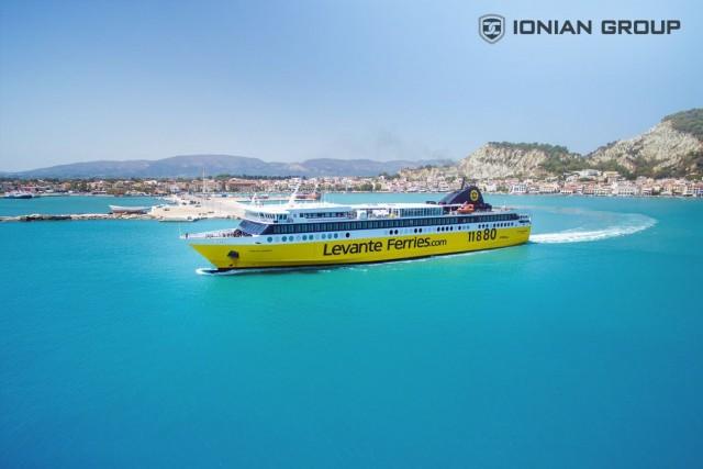 Το διεθνές βραβείο Shippax Award 2015 δόθηκε στο πλοίο Fior di Levante της Levante Ferries