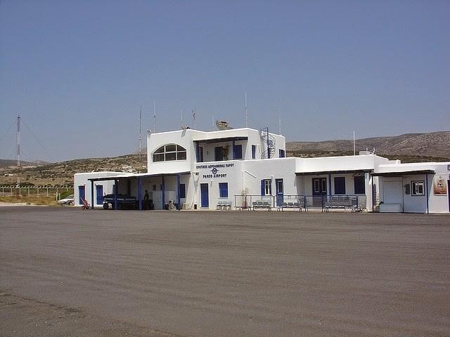 Η Πάρος αποκτά (επιτέλους) νέο αεροδρόμιο σε λίγους μήνες
