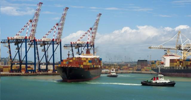 Στην Αφρική είναι το μέλλον της ναυτιλίας;