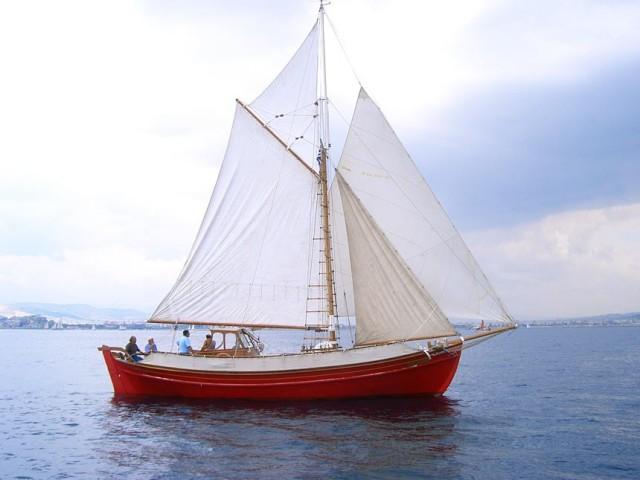 Το 4ο Nαυτικό Σαλόνι παραδοσιακών σκαφών