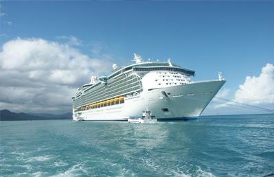 To Voyager of the Seas εισέρχεται στην ινδική αγορά κρουαζιέρας