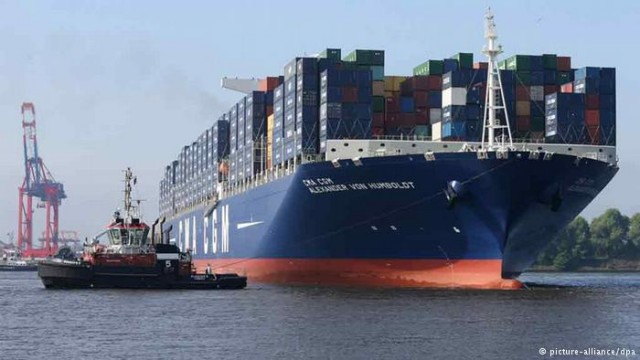 Η Ένωση Γερμανών Εφοπλιστών υπέρ της απόφασης του ΙΜΟ για καταγραφή των εκπομπών CO2 των πλοίων
