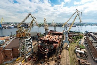 Μετά από 60 χρόνια ρωσικά ναυπηγεία θα κατασκευάσουν κρουαζιερόπλοιο