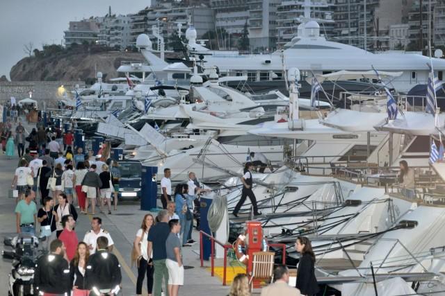Στιγμιότυπα από το 15ο East Med Yacht Show 2016
