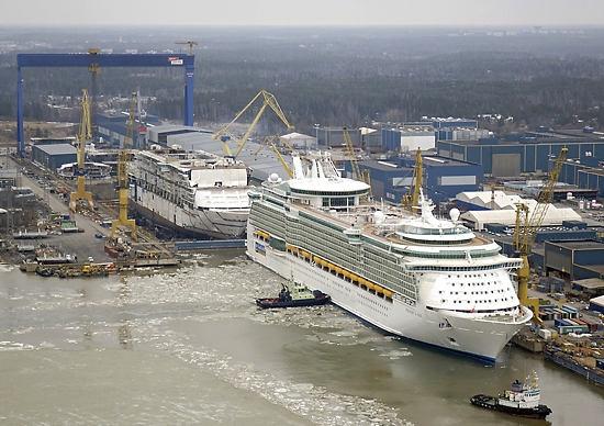 Στη δημοσιότητα ο κώδικας καλών πρακτικών για τα λιμάνια κρουαζιέρας