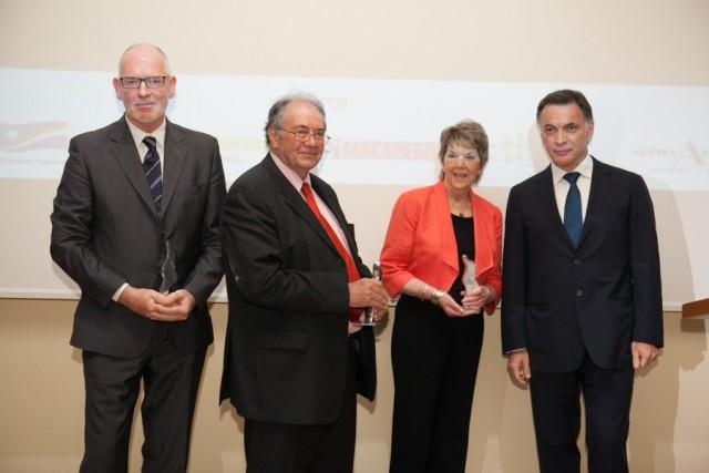 Βραβεία Ευκράντη 2015: Βραβείο για τη διεθνή προβολή της ελληνικής ναυτιλίας