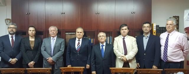 Το νέο διοικητικό συμβούλιο του ΕΛΙΝΤ