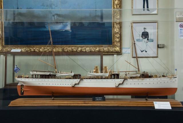 Ναυτικό Μουσείο: Ταξιδεύοντας από και προς το Βυζάντιο