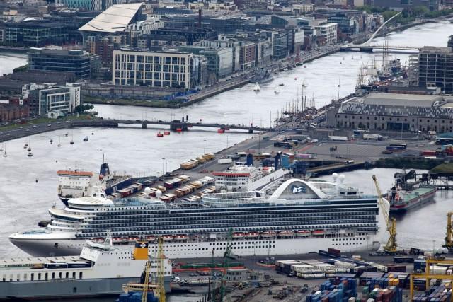 Νέο κέντρο υψηλής τεχνολογίας αποκλειστικά για ναυτικούς στο λιμάνι του Δουβλίνου