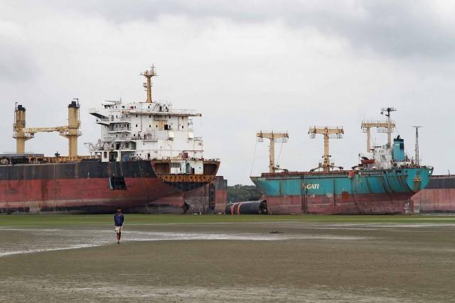 Διαλύσεις πλοίων: Στο ναδίρ το αγοραστικό ενδιαφέρον στην Ινδία