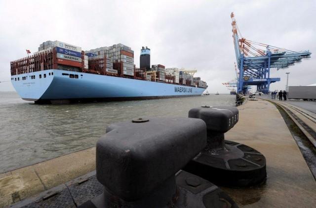 Η Ρωσία υπέγραψε μνημόνιο συνεργασίας τριετούς διάρκειας με την Maersk Line