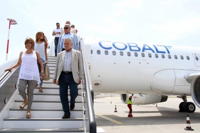 Ντεμπούτο του νέου κυπριακού αερομεταφορέα στον Ελ. Βενιζέλο
