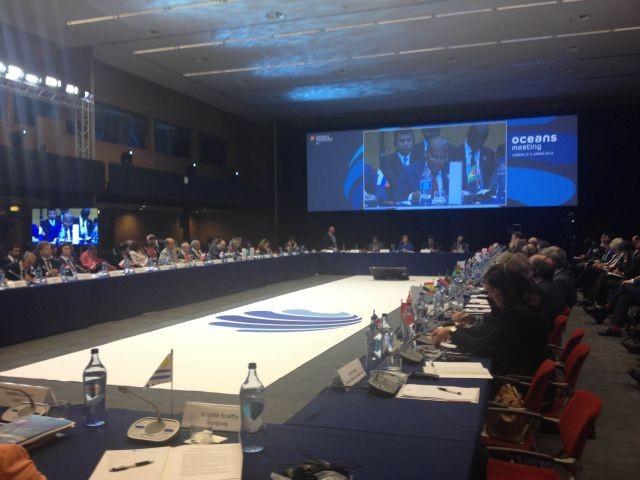 Στην Λισσαβώνα ο Γ.Γ. ΥΝΑ Γ. Θεοτοκάς στο πλαίσιο του Oceans Meeting
