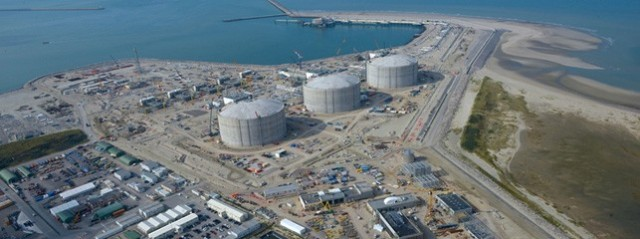 Το πρώτο φορτίο LNG φτάνει αρχές Ιουλίου στο νέο τερματικό σταθμό της Δουνκέρκης