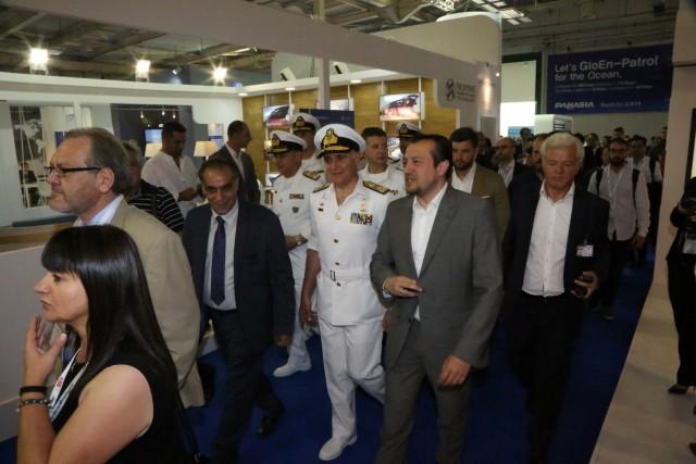 """Το Πολεμικό Ναυτικό στα """"Ποσειδώνια 2016″"""