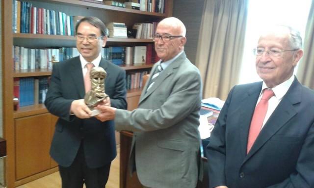 Υπογραφή Μνημονίου Συνεργασίας μεταξύ του Ιδρύματος «Μαρία Τσάκος» και του Κορεατικού Νηογνώμονα