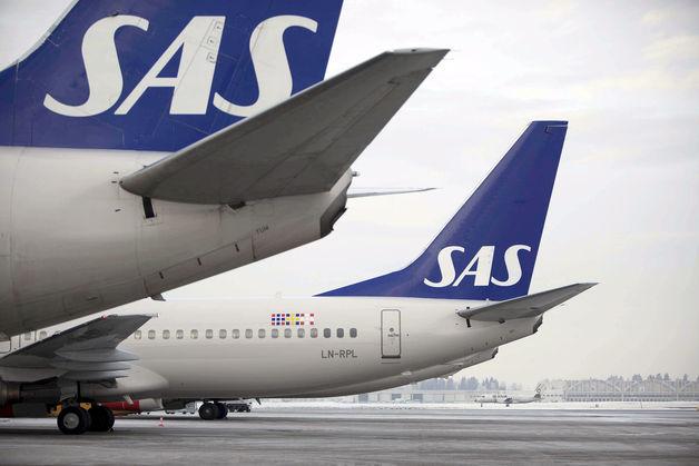38% μειώθηκε η κερδοφορία της SAS παρά την πτώση των τιμών πετρελαίου