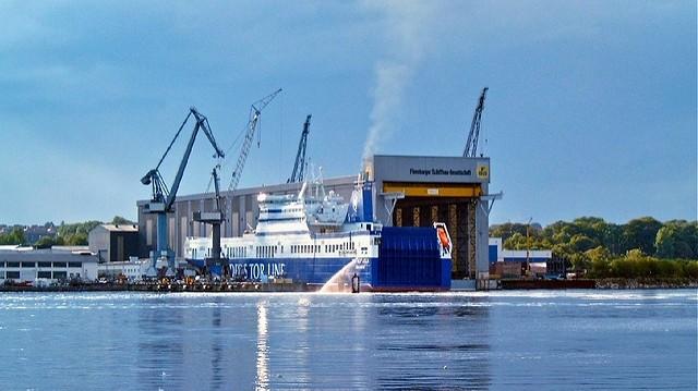 Η γερμανική ναυπηγική βιομηχανία διάγει περίοδο ακμής
