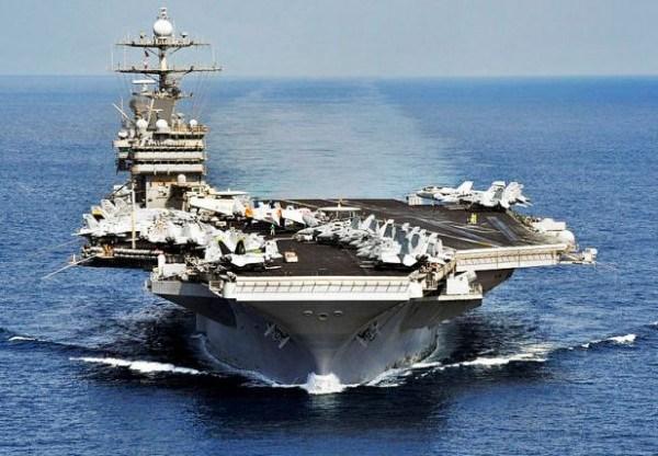 Το αεροπλανοφόρο USS Harry S. Truman θα δέσει στο λιμάνι της Σούδας (Βίντεο)