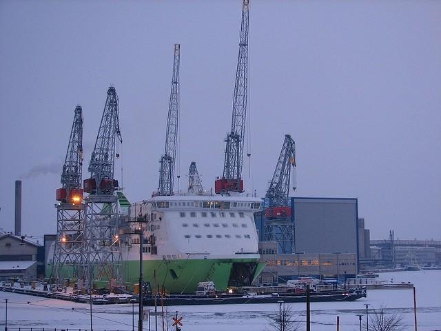 Και η κυβέρνηση της Φινλανδίας ενισχύει τη ναυτιλιακή της βιομηχανία