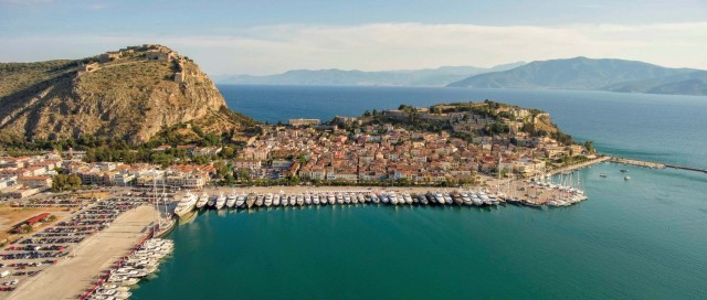 4ο Mediterranean Yacht Show: Στο Ναύπλιο από 29 Απριλίου έως 2 Μαΐου 2017