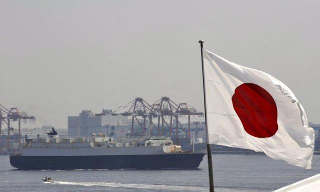 Σε ελεύθερη πτώση οι δια θαλάσσης εξαγωγές από την Ιαπωνία