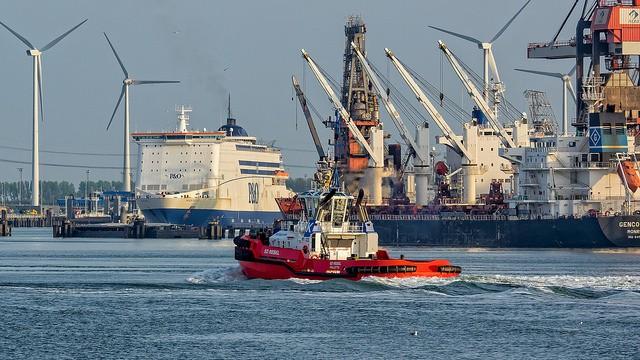 Ο πρόεδρος της ECSA ζητά μέτρα μείωσης των εκπομπών αερίων του θερμοκηπίου από το ναυτιλιακό κλάδο