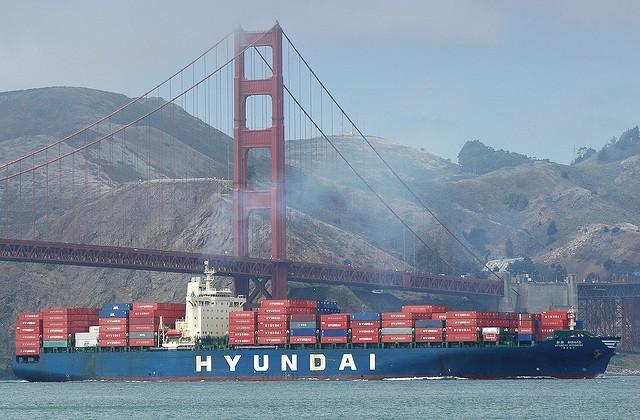 Η Hyundai Merchant Marine συζητά τη συμμετοχή της στη συμμαχία 2Μ