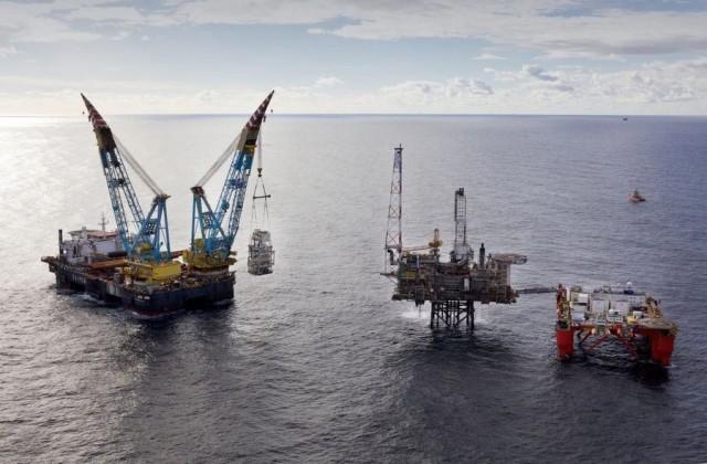 Η βιομηχανία πετρελαίου και φυσικού αερίου της Βρετανίας σε «κρίσιμη καμπή»