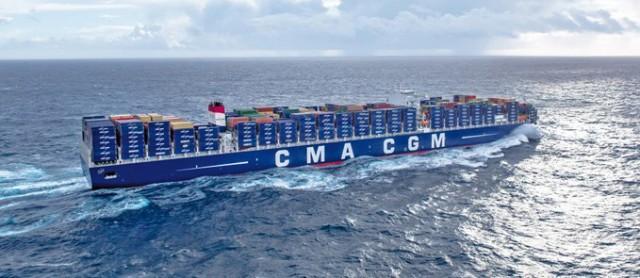 Η Τζαμάικα γίνεται κόμβος της CMA CGM στην Καραϊβική