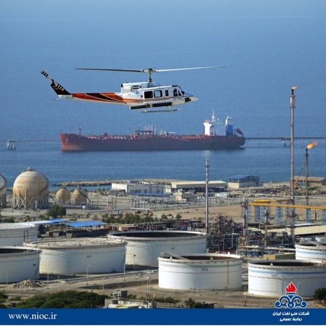 Khalij Fars Oil Port: στόχος να γίνει ο ιρανικός λιμένας πετρελαϊκός κόμβος στον Περσικό