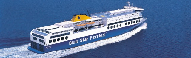 30% έκπτωση από την Blue Star Ferries στα εισιτήρια για Λέσβο, Χίο, Λέρο και Κω