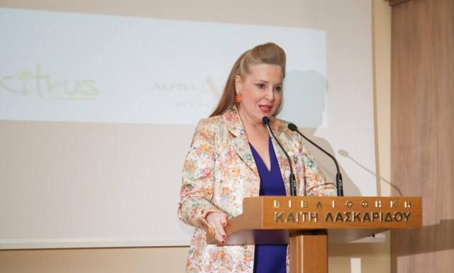 Πρόεδρος της Ναυτιλιακής Λέσχης Πειραιά η κα. Ειρήνη Νταϊφά