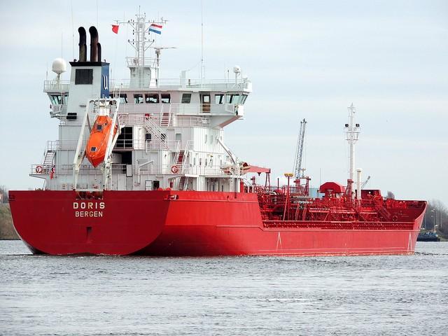 Αυξάνεται ο αριθμός των εμπορικών πλοίων που επιλέγουν τη νορβηγική σημαία